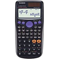 Casio fx-300ES PLUS Scientific Calculator, Black