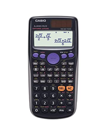 Casio fx-300ES PLUS Scientific Calculator Girl/'s Pink School Math Supply Gift