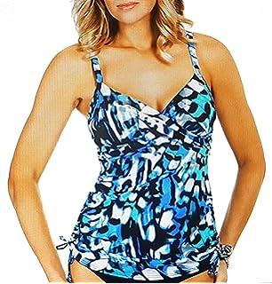 d657780ffa4 MIRACALESUIT Miraclesuit Women's One Piece Swimsuit Halter ...