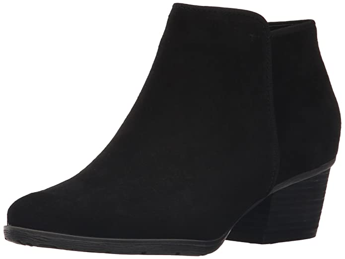 Blondo Villa Waterproof Nubuck Ankle Bootie (Womens)