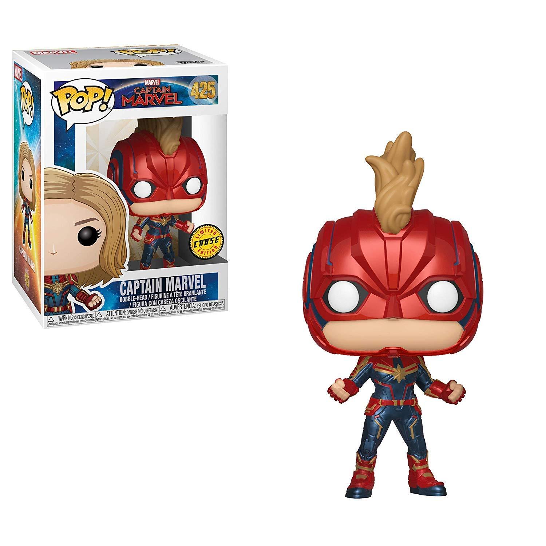 New Toys Styles May Vary MARVEL: Captain MARVEL! FUNKO POP Captain Marvel