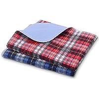 JT PET - Juego de 2 almohadillas para cachorros y hámsteres, lavables, reutilizables, impermeables, para orinar (juego…