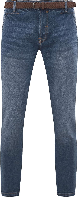 oodji Ultra Uomo Jeans Basic Slim Fit