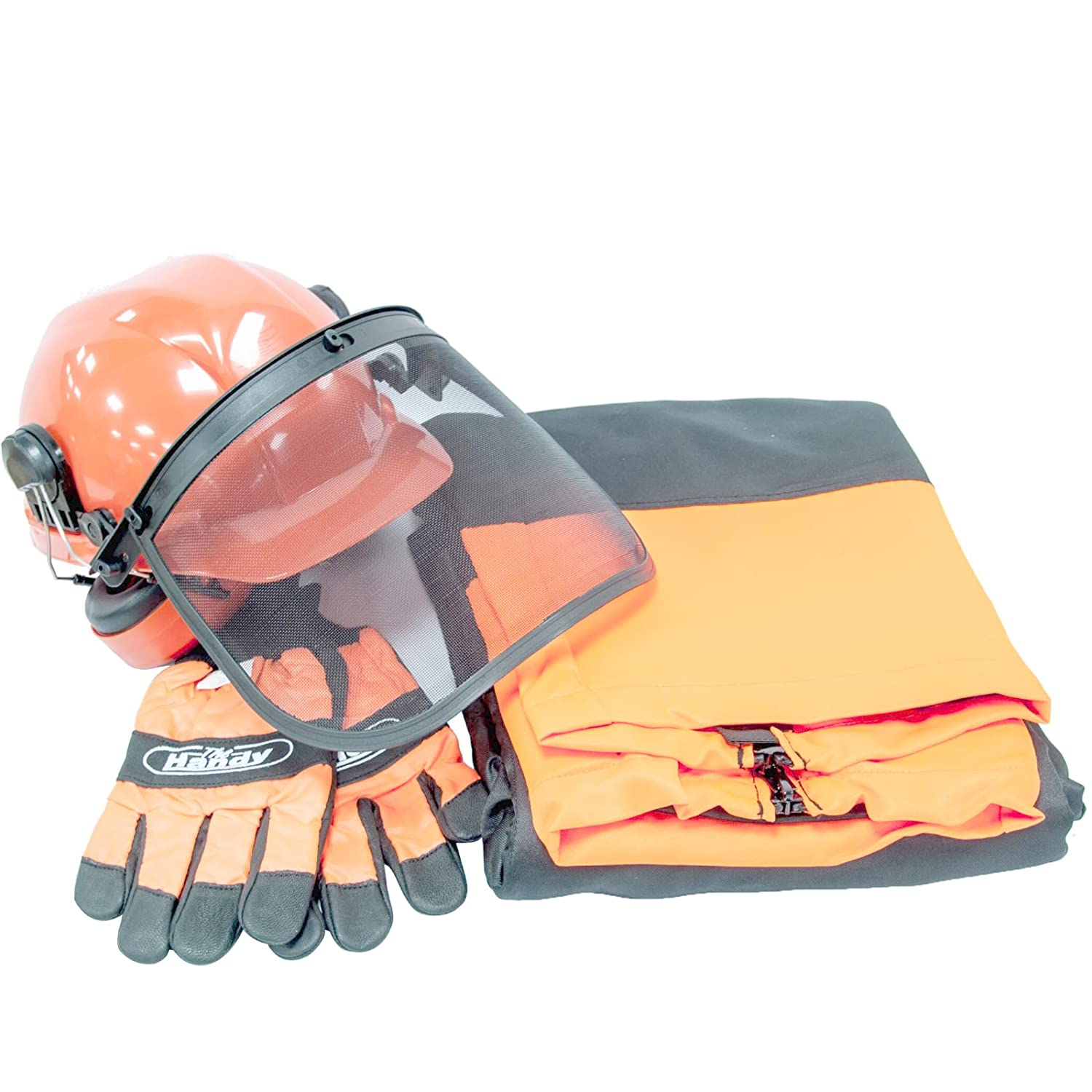 The Handy HP-189 Chainsaw Safety Kit - Black Handy Parts