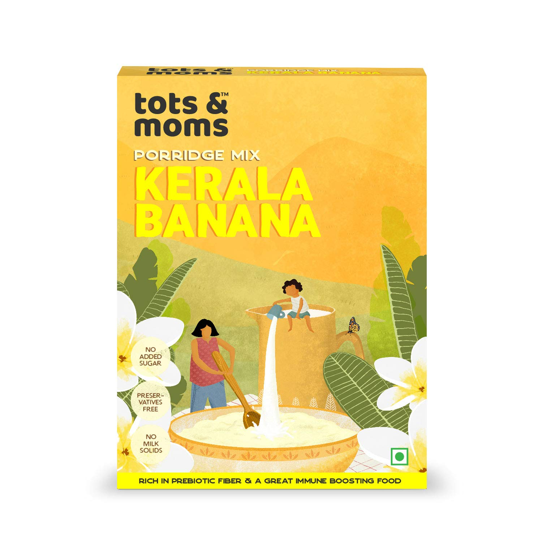 Tots & Moms Kerala Banana Powder