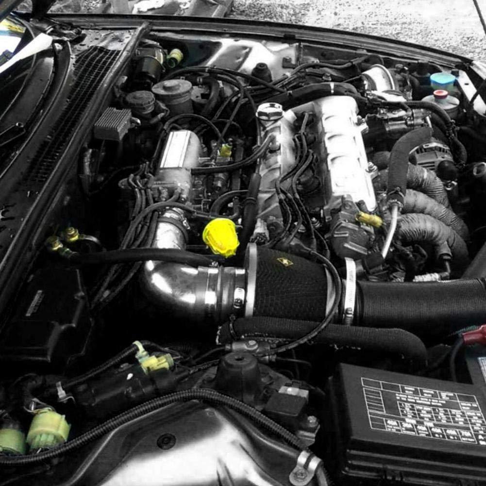Owlhouse Automotive Universal High Temperature Silicone Vacuum Tube Hose