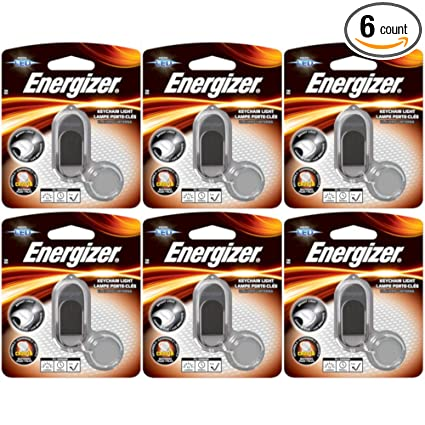 Amazon.com: Energizer High Tech – LED llavero luz ...