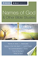 Rose Bible Basics: Names of God & Other Bible Studies Kindle Edition