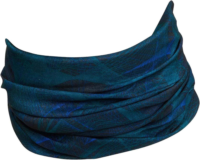Bandana con Dobladillos Cosidos Hilltop Bufanda de Tubo Multifuncional Polaina de Cuello Bufanda para Hombre y Mujer Braga de Cuello