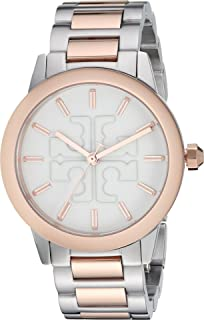 a84e930986b9 Amazon.com  Tory Burch Reva Ivory Dial 38 MM Ladies Watch 4020  Watches