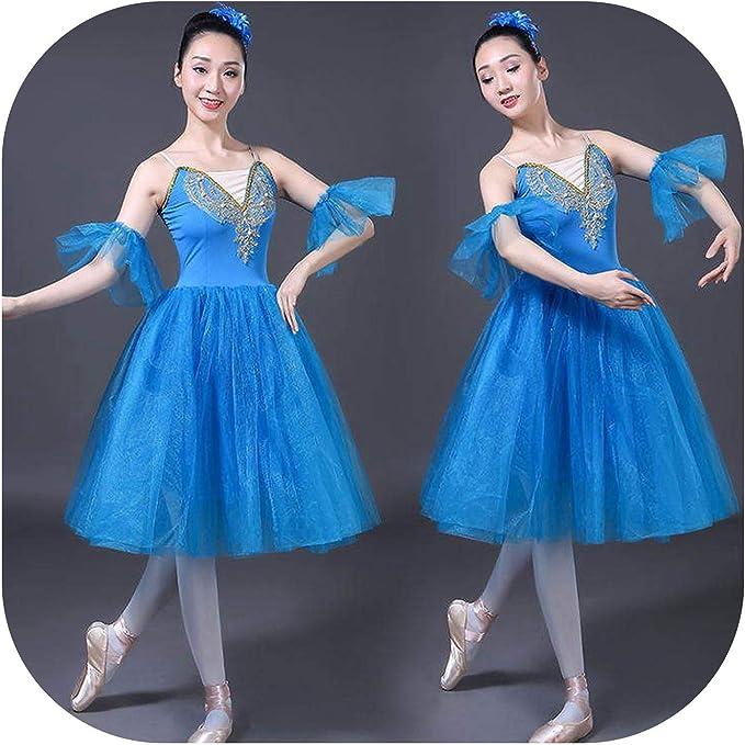 Falda de tutú para práctica de Ballet para Adultos, para Mujer ...