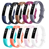 Amazon Price History for:AK for Fitbit Alta Bands/Fitbit Alta HR bands (10 PACK), Replacement Bands for Fitbit Alta/Alta HR