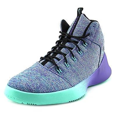 promo code 4a924 962d1 Amazon.com   Nike Kid s HYPERFR3SH PREM (GS), Hyper Turquoise Black-Hyper  Orange, Youth Size 4   Basketball