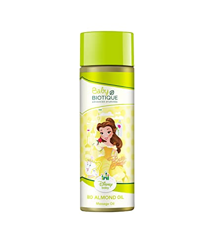 e269709b4c Bio Disney Princess Baby Massage Oil