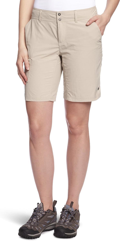 Columbia Silver Ridge Pantalones Cortos para Mujer