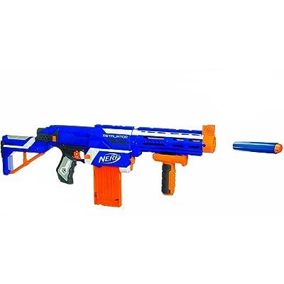 Nerf N-Strike Elite Retaliator Blaster: Toys & Games
