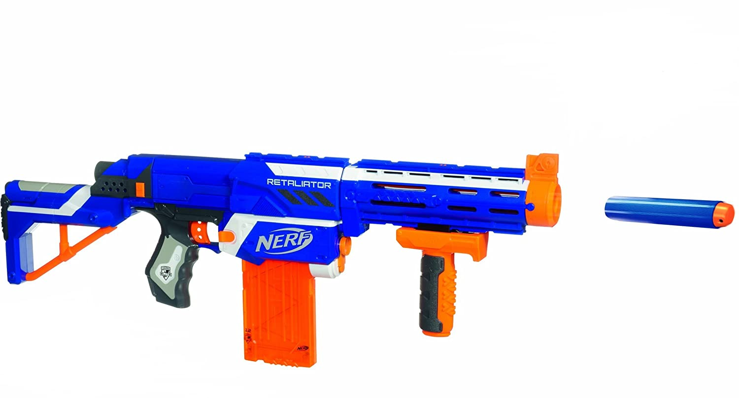 NERF N-Strike Elite Retaliator - Assorted