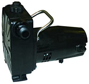 Barnes 134678 Model BT50 Transfer Pump, 1/5 hp, 120V, 1 Phase, 3/4
