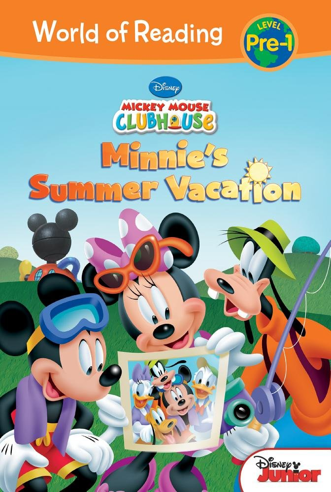 Minnie's Summer Vacation (Mickey Mouse Clubhouse: World of Reading, Level Pre-1) ebook