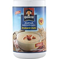 Deals on Quaker Avena with Iron 11.6 OZ Instant Oats