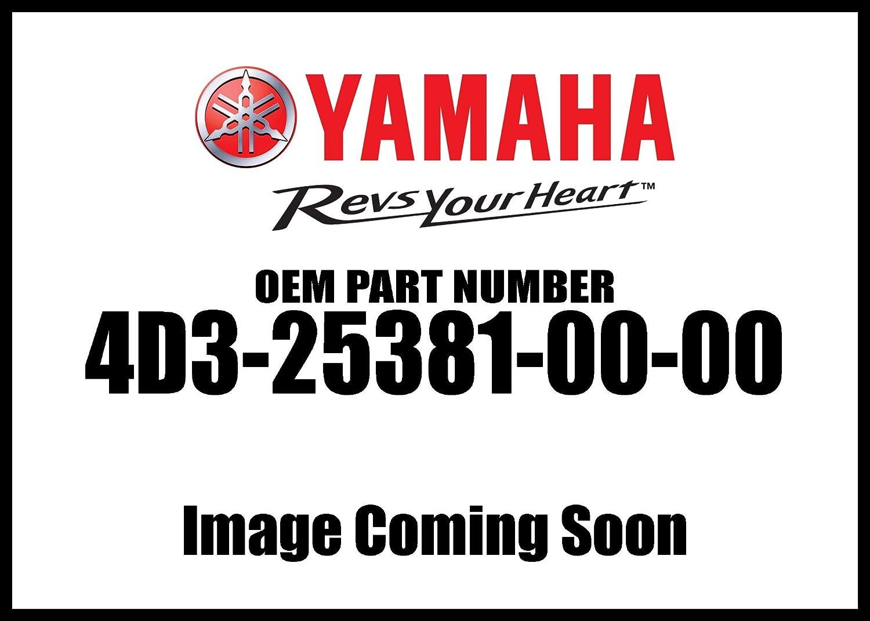 Yamaha 4D3253810000 Rear Wheel Axle