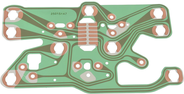 1977-1982 Corvette Center Gauge Housing Printed Circuit board Connector Terminal