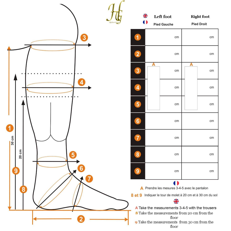 11sunshop Modell Ashly Leder pumpen von Eu HGilliane Design Eu von 33-44 NUR MIT IHREN FUßMAßEN 96bf9e