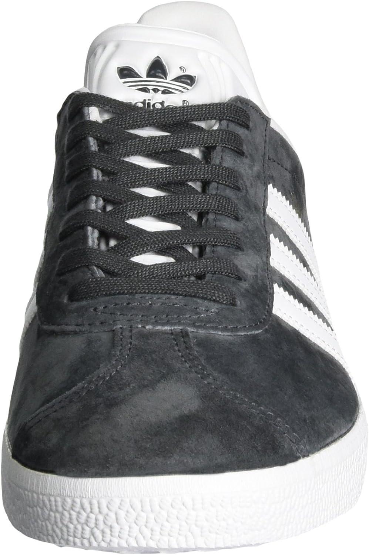 Adidas Herren Gazelle Sneaker, grau Grau Dgh Solid Grey White Gold Met