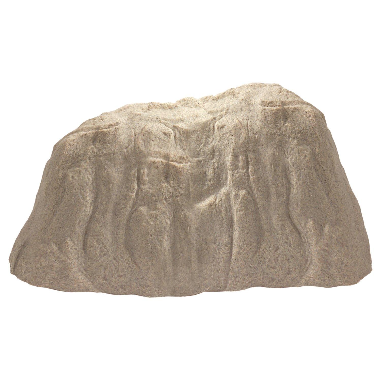 EMSCO Group Landscape Rock – Natural Sandstone Appearance – Extra Large Boulder – Lightweight – Easy to Install