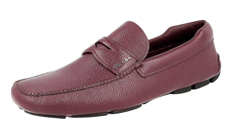 Men's 2DD116 Leather Business Shoes