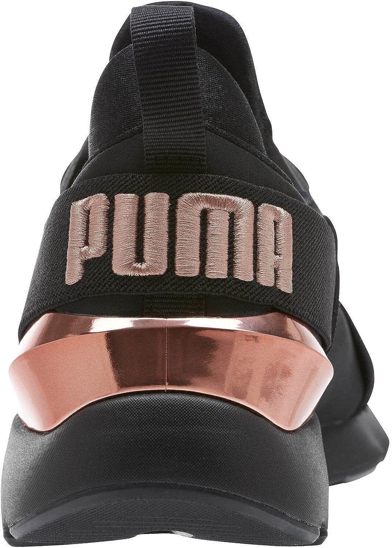 Puma Negro De Oro Rosa 5Gx31J