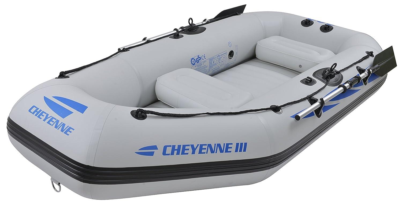 Jilong artículos Deportivos Cheyenne III 400 Hinchable Barco ...