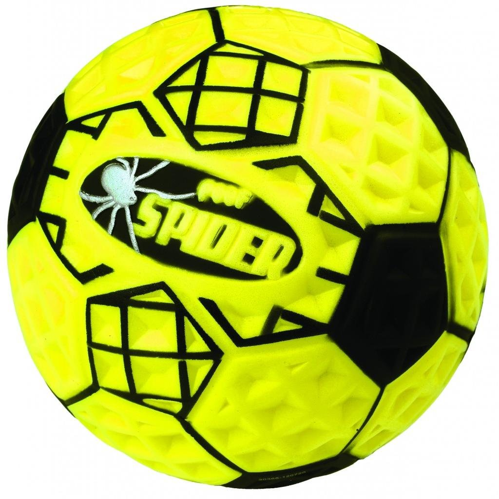 POOF Spider 4 Soccer Ball (Colors May Vary) by POOF