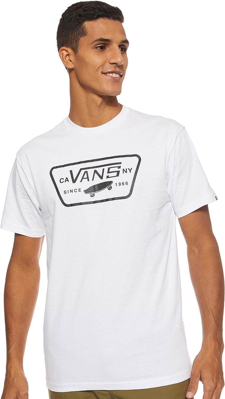 Vans Full Patch Camiseta para Hombre: Amazon.es: Ropa y accesorios