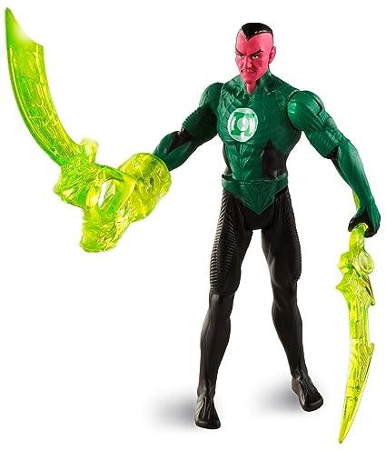 amazon com green lantern movie 4 inch action figure gl 04 sinestro