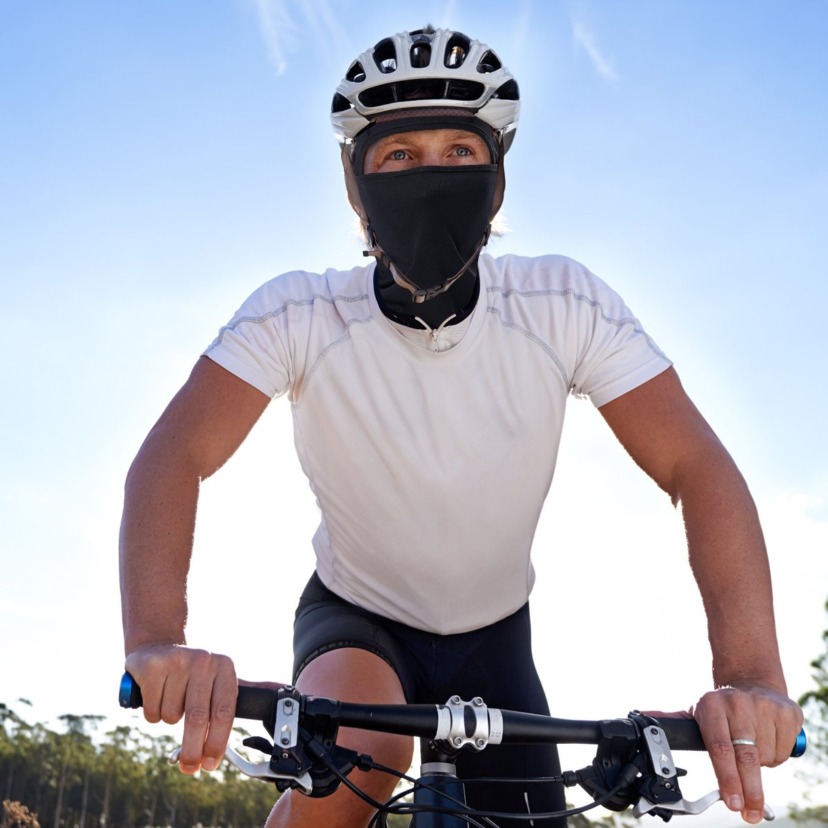Cycling Hiking Mask for Men Women WTACTFUL Balaclava UV Protection Windproof Breathable Face Mask