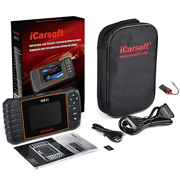 iCarsoft MBII Package