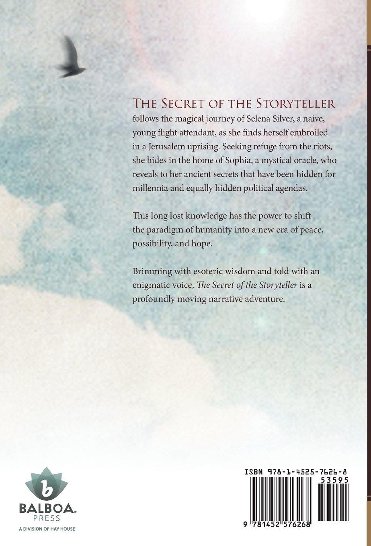 The Secret of the Storyteller: Em Richter: 9781452576268: Amazon.com ...