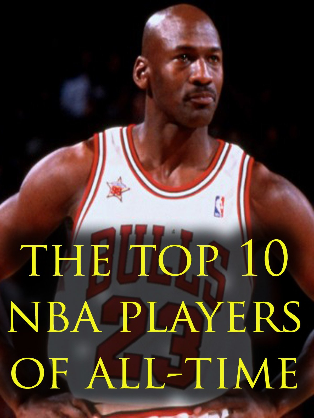 The Top 10 NBA Players of All-Time on Amazon Prime Video UK
