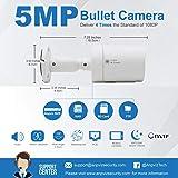 (Hikvision Compatible) Anpviz 5MP Outdoor Bullet