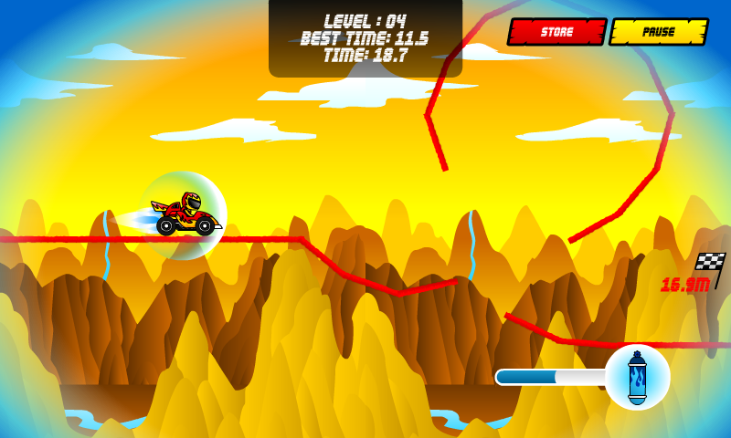 Amazon.com: Buggy Climb Race: Appstore for Android