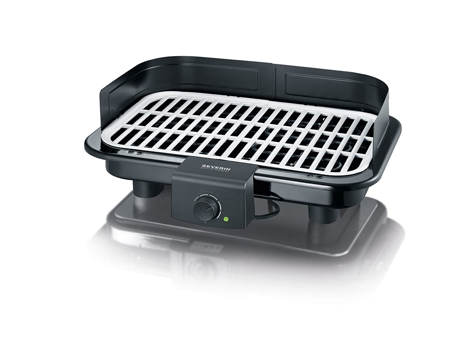 Severin Elektrogrill Stiftung Warentest : Severin pg 8530 barbecue grill 2.500w tischgrill grillfläche 44
