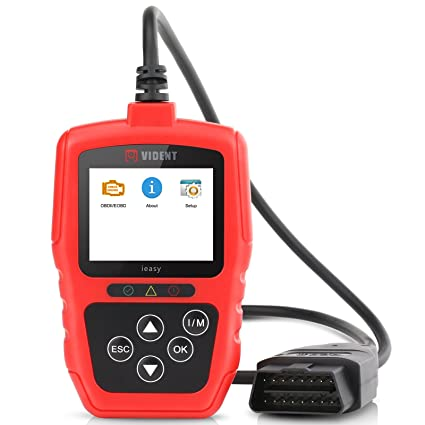 auto drive obd2/eobd code reader not working