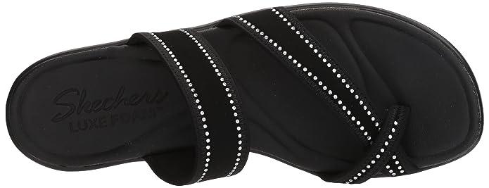 b3c6ff4b548c Amazon.com  Skechers Women s Bumblers-Steady Rock Flip-Flop  Shoes