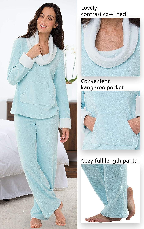 Fleece PajamaGram Super Soft Pajamas for Women