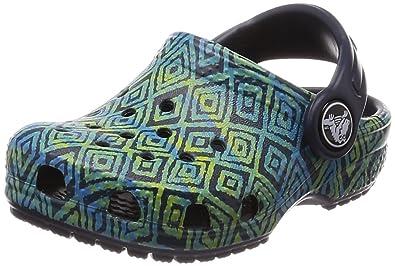 30ba377191f2e Crocs Classic Graphic Unisex Kids Clog: Amazon.co.uk: Sports & Outdoors