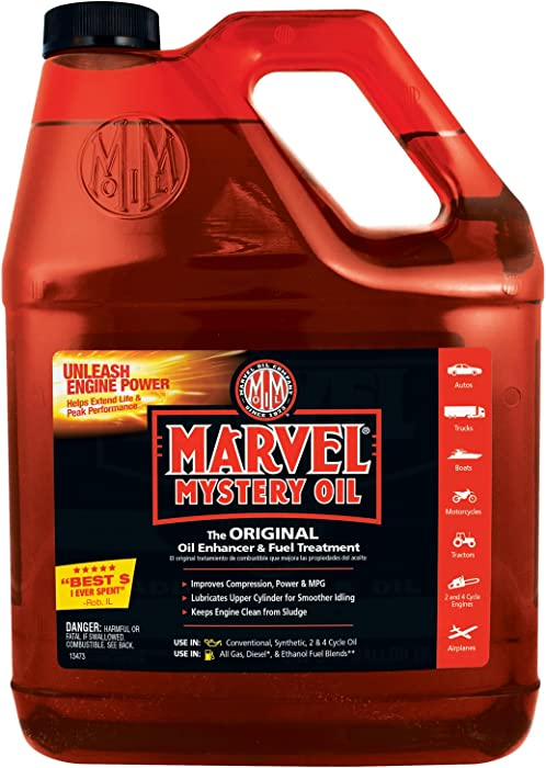The Best Marvel Miracle Oil