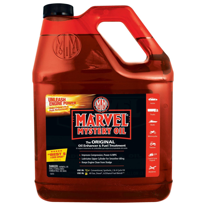Marvel MM14R Mystery Oil 1 Gallon Marvel Mystery Oil