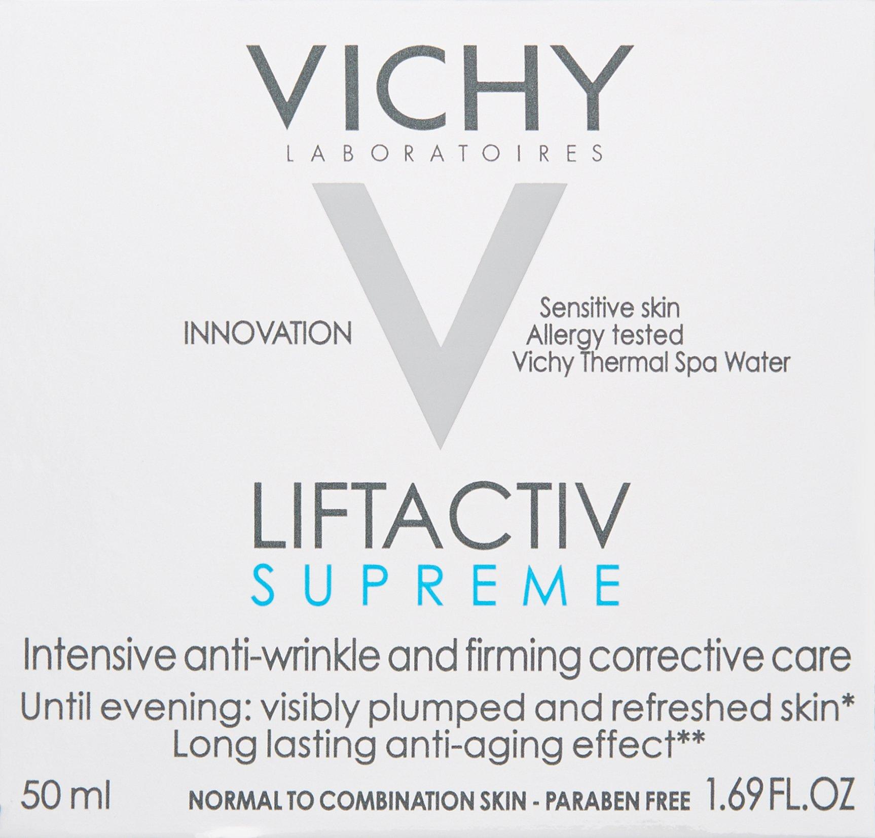 Vichy LiftActiv Supreme Anti-Wrinkle Moisturizer, 1.69 Fl. Oz. by Vichy (Image #2)