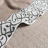 Desun 3 Pack 100% Cotton Premium Bath Towels Set